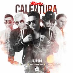 Calentura (Remix) (Single) - Juhn, Noriel, JONZ, Lenny Tavárez, Miky Woodz