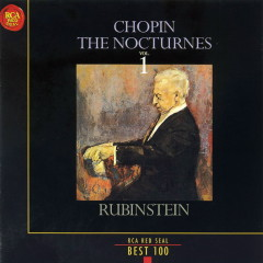 The Chopin Collection, Nocturnes Disc 1 - Arthur Rubinstein