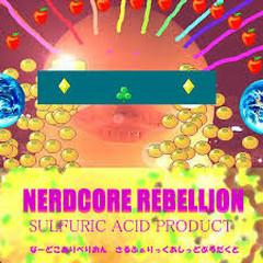 NERDCORE REBELLION - SULFURIC ACID PRODUCT