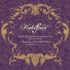 Kalafina LIVE TOUR 2014 at Tokyo Kokusai Forum Hall A CD1