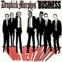 Mob Mentality – Split CD With Business - Dropkick Murphys