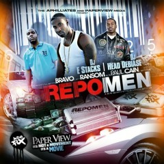 Repo Men - Bravo,Ransom,Paul Cain