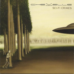 Sci-Fi Crimes (Hot Topic Exclusive with Bonus Tracks) - Chevelle