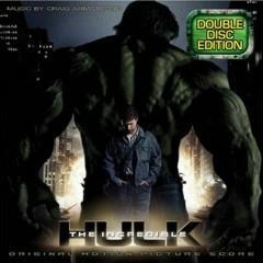 The Incredible Hulk OST (Pt.1) - Craig Armstrong