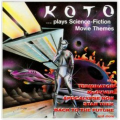 Plays Scenice Fiction Movie Themes - Koto