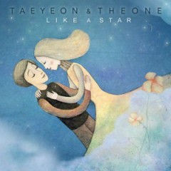 Like A Star - TAEYEON,The One