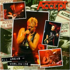 All Areas - Worldwide (CD2)