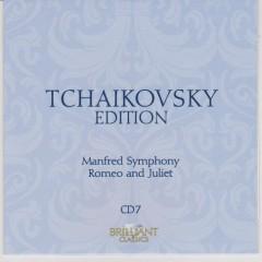 Tchaikovsky Edition CD 7