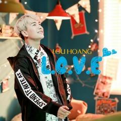 L.O.V.E (Single)