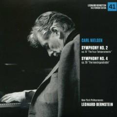 Carl Nielsen – Symphonies No 2 & No 4