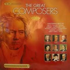 The Great Composers CD10 Johann Sebastian Bach No.1