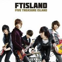FIVE TREASURE ISLAND - FT Island