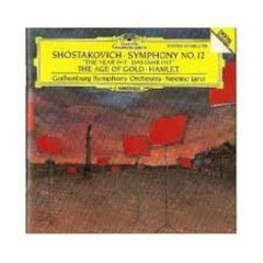 Shostakovitch:The Symphonies CD10 - Neeme Jarvi,Scottish Chamber Orchestra,Gothenburg Symphony Orchestra