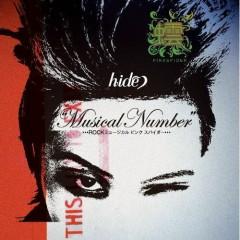 Musical Number ~ROCK Musical Pink Spider~ (CD1)