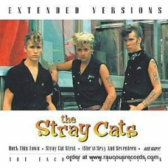 Stray Cats Live  (Extended Versions)
