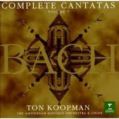 Bach - Complete Cantatas, Vol. 7 CD 2 No. 2