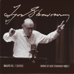 Works Of Igor Stravinsky Disc 7 (No. 2)