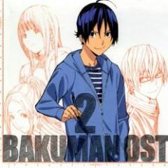 Bakuman. OST 2 CD1
