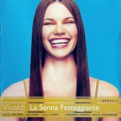 Vivaldi  La Senna Festeggiante CD3