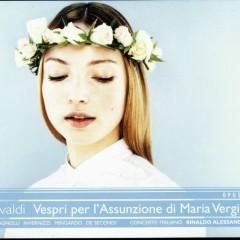 Vivaldi  Vespri per l'Assunzione Di Maria Vergine  CD4