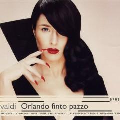Vivaldi Orlando Finto Pazzo CD8