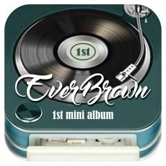 Everbrown 1st Mini Album