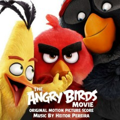 The Angry Birds Movie (Score)