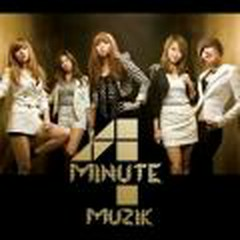 Album Muzik (japanese Version) - 4minute -