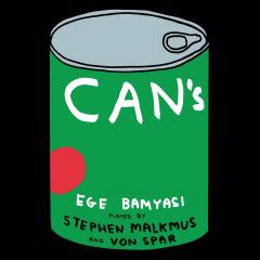 Can's Ege Bamyasi - Stephen Malkmus, Von Spar
