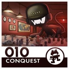 Monstercat 010 - Conquest - Tut Tut Child, Stereotronique, Eminence, Throttle, Hellberg