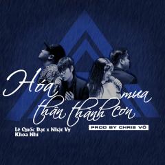 Album Hóa Thân Thành Cơn Mưa (Single) - Lê Quốc Đạt, Nhật Vy, Khoa Nhí