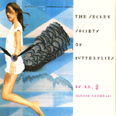 The Secret Society Of Butterflies - Blonde Redhead
