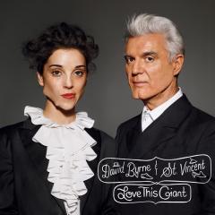 Love This Giant - David Byrne, St. Vincent