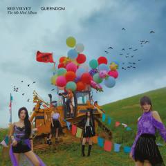 Queendom - The 6th Mini Album - Red Velvet