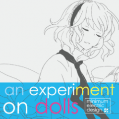 an experiment on dolls - minimum electric design