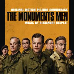 The Monuments Men OST (P.2)