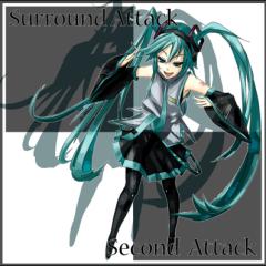 Second Attack - Hatsune Miku
