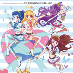 Aikatsu! Mini Album - FOURTH PARTY! - Aikatsu!