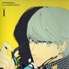 Persona4 the ANIMATION VOLUME 1