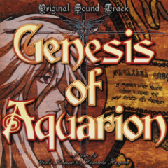 Genesis of Aquarion Original Sound Track - Yoko Kanno,Hisaaki Hogari
