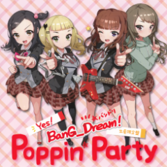 Poppin'Party 4th Live Special CD