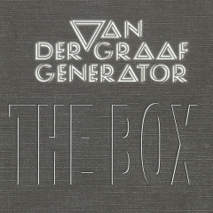 The Box (CD1) - Van der Graaf Generator