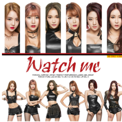 Watch Me (Chinese Ver.) - PPL