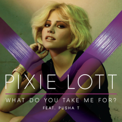 What Do You Take Me For? - EP