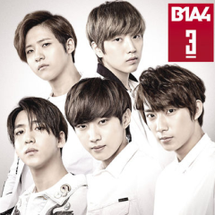 3 (Japanese) - B1A4