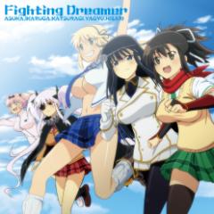 Fighting Dreamer & Yamiyo wa Otome wo Hana ni Suru
