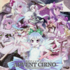TOHO FANTASY -ADVENT CIRNO- Imaginary ORIGINAL SOUNDTRACK