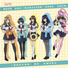 PhotoKano Character Songs Album - Through the Camera