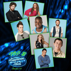 American Idol Season 10 Top 8