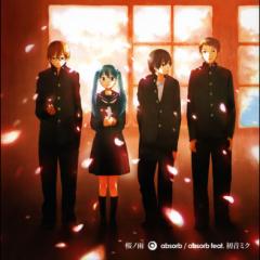 桜ノ雨 (Sakura no Ame) - Hatsune Miku